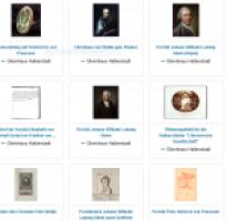 Projektskizzen zu Digitalisierungsvorhaben in Museen