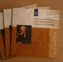 Ausstellung: 150 Jahre Gleimhaus Halberstadt